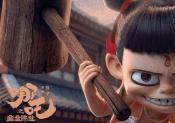 哪吒超唐探2!中国电影票房排行榜排名第五